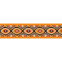 Obojek 40 - 60 cm - Snake Eyes Orange