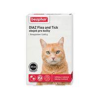 Obojek antiparazitní BEAPHAR DIAZ Flea and Tick 35 cm pro kočky