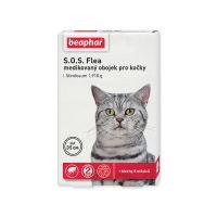 Obojek antiparazitní BEAPHAR SOS 35 cm pro kočky