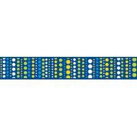 Obojek RD 12 mm x 20-32 cm - Lotzadotz Blue