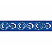 Obojek RD 25 mm x 41-63 cm - Cosmos Blue