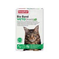 Obojek repelentní BEAPHAR Bio Band Veto Shield 35 cm pro kočky