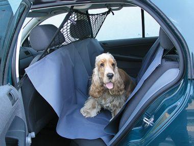 Ochranný přehoz zadních sedadel