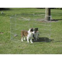 Ohrádka pro psy 4 dílná