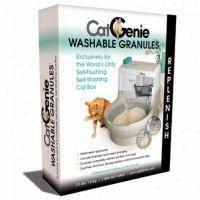 Omyvatelné granule pro toaletu CatGenie