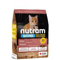 S1 Nutram Sound Kitten - pro koťata 1,13kg