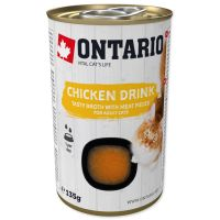 ONTARIO Cat Drink Chicken (135g)