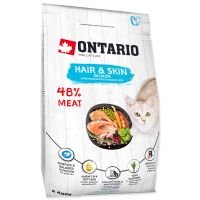 ONTARIO Cat Hair & Skin 0.4kg