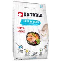ONTARIO Cat Hair & Skin 2kg