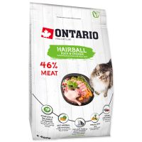 ONTARIO Cat Hairball 2kg