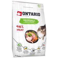 ONTARIO Cat Hairball 6.5kg