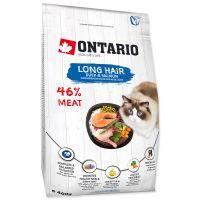 ONTARIO Cat Longhair 0.4kg