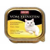 Paštika ANIMONDA Vom Feinsten Castrate krůta + sýr (100g)