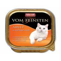 Paštika ANIMONDA Vom Feinsten drůbež + telecí maso (100g)