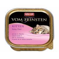 Paštika ANIMONDA Vom Feinsten kitten baby pate (100g)