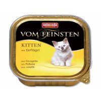 Paštika ANIMONDA Vom Feinsten kitten drůbeží (100g)