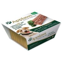 Paštika APPLAWS Dog Pate with Beef & vegetables 150 g ()