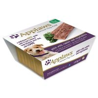 Paštika APPLAWS Dog Pate with Rabbit & Vegetables 150 g ()