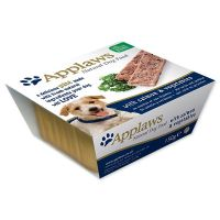 Paštika APPLAWS Dog Pate with Salmon & vegetables 150 g ()