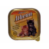 Paštika Athena Junior drůbeží   (100g)