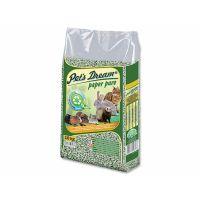 Pelety JRS Pet´s Dream Paper Pure 10 kg