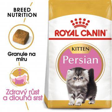 Royal Canin Persian Kitten granule pro perská koťata 10kg
