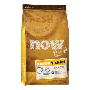 PetCurean NOW FRESH Grain Free Puppy 2,72 kg