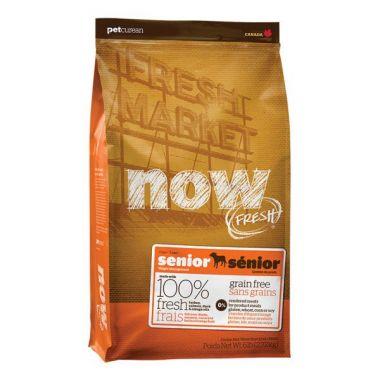 PetCurean NOW FRESH Grain Free Senior 2,72 kg