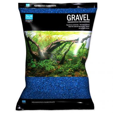 Písek AQUA EXCELLENT 1,6-2,2 mm modrý (3kg)