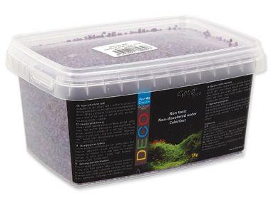 Písek AQUA EXCELLENT svítivě fialový (1kg)