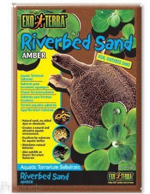 Písek říční hnědý   (4,5kg)