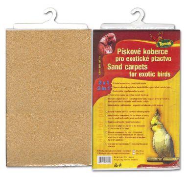 Pískové koberce malé, 5 ks