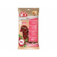 Pochoutka 8in1 Minis Lamb&Cranberry (100g)
