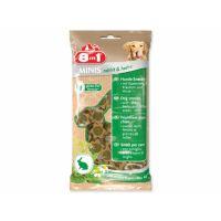 Pochoutka 8in1 Minis Rabbit&Herbs (100g)