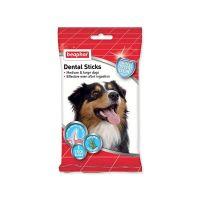 Pochoutka BEAPHAR dentální tyčinky pro střední a velké psy (182g)