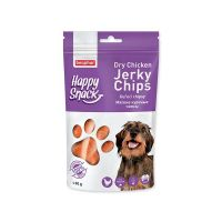 Pochoutka BEAPHAR Happy Snack Dog kuřecí chipsy (60g)