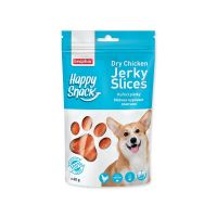 Pochoutka BEAPHAR Happy Snack Dog kuřecí plátky (60g)