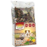 Pochoutka NATURE LAND Botanical bylinkový mix (150g)
