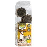 Pochoutka NATURE LAND Brunch sušenky s pampeliškou a petrželí (120g)