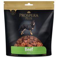 Pochoutka PROSPERA Plus kousky z hovězího masa (230g)