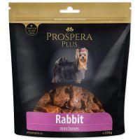 Pochoutka PROSPERA Plus mini kosti z králíčího masa (230g)