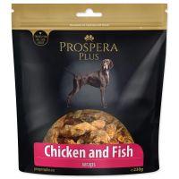 Pochoutka PROSPERA Plus rybičky obalené kuřetem (230g)