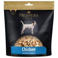 Pochoutka PROSPERA Plus uzlíky kuřecí sandwich (230g)