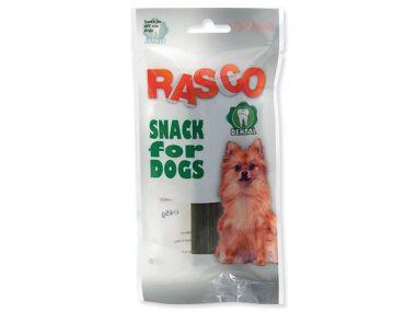 Pochoutka RASCO Dental kříž s chrolofylem (45g)