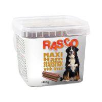 Pochoutka RASCO hvězda šunková s játry (800g)