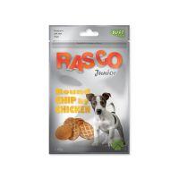 Pochoutka RASCO junior kolečka z kuřecího masa (80g)