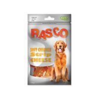 Pochoutka RASCO kuřecí proužky se sýrem (80g)