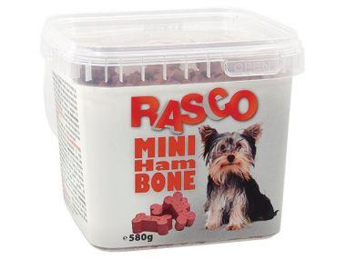Pochoutka RASCO mini kost šunková (580g)