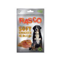Pochoutka RASCO plátky s kuřecím masem (80g)