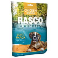 Pochoutka RASCO Premium kolečka z kuřecího masa (230g)